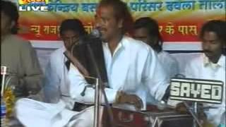 Rajasthani Live Bhajan - Moinuddin Manchala - Gauri Ke Nanda