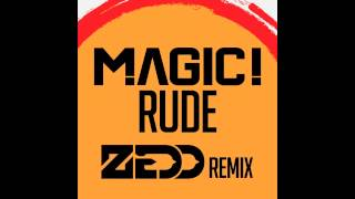 Video MAGIC! - Rude (Zedd Remix) download MP3, 3GP, MP4, WEBM, AVI, FLV Maret 2018