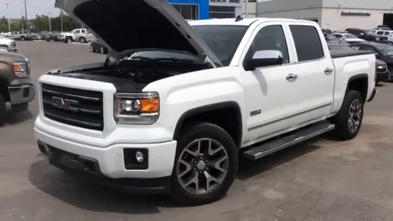 2014 gmc sierra 1500 crew cab all terrain demo 140024 youtube. Black Bedroom Furniture Sets. Home Design Ideas
