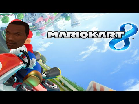 Trying to play Mario Kart in San Andreas