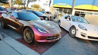 WhipAddict: Orlando Classic 2016: Custom Cars, Kandy Paint, Big Rims