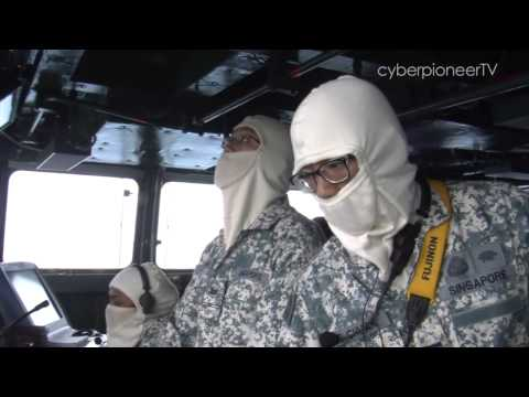 Operation Blue Sapphire (Maritime) 2014 Part 1: Gearing Up