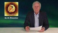 Das Geheimnis der Rauhnächte – Tag 3: Sternzeichen Steinbock (Erzengel) ★ 26. / 27. Dezember ★