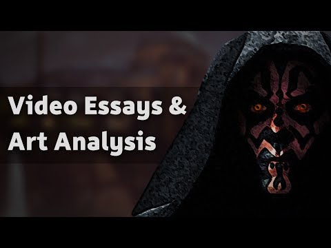 MauLer on Video Essays and Art Analysis.