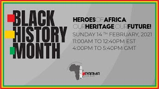 Black History Month | Virtual Event
