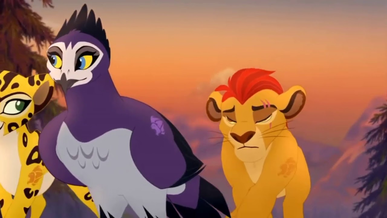 The Lion Guard Season 3 Episode 16 The Lake Of Reflection - Part 15 - YouTube