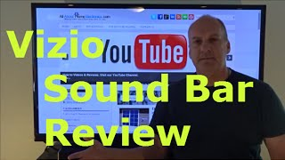 Vizio SB3821 C6 Sound Bar System with Subwoofer Review