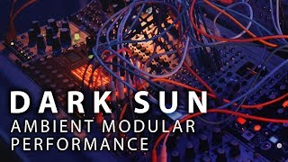 'Dark Sun' Ambient Techno (Assimil8tor, Eloquencer, Shapeshifter)