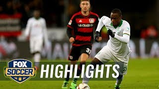 Video Gol Pertandingan Bayer Leverkusen vs Werder Bremen