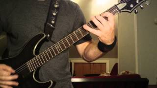 Slayer Hallowed Point Guitar Cover