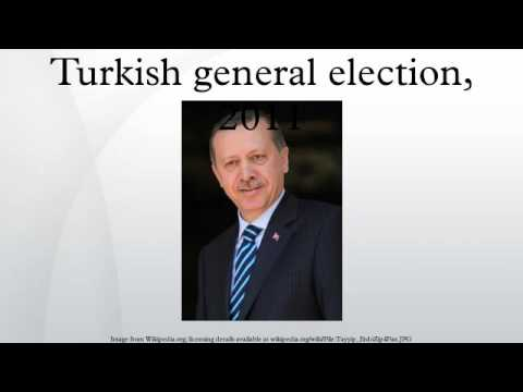 Turkish general election, 2011 - YouTube