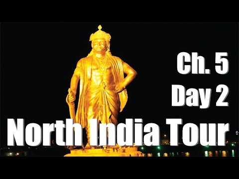 Ch.5 | Indore - Bhopal stretch of the North India Tour | Drive Through Bhopal City | Tata Nano