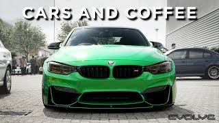Cars & Coffee at Evolve - Featuring F80 M3 + Dodge Viper ACR