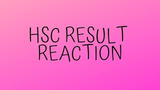 REACTING TO MY HSC RESULTS 2018 thumbnail