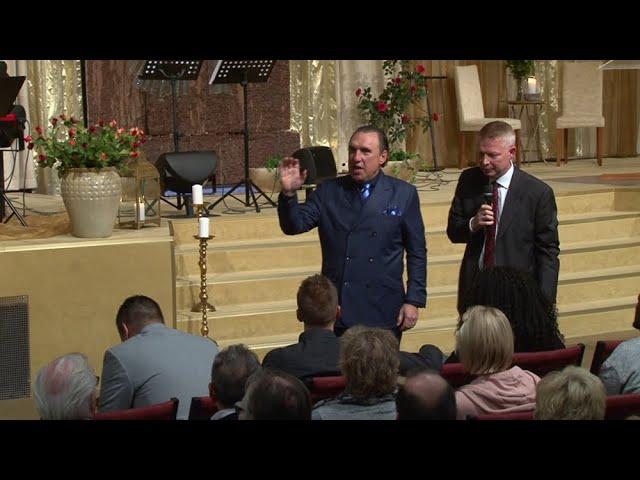 5 November 2018 Kvällsmöte med Rodney Howard-Browne