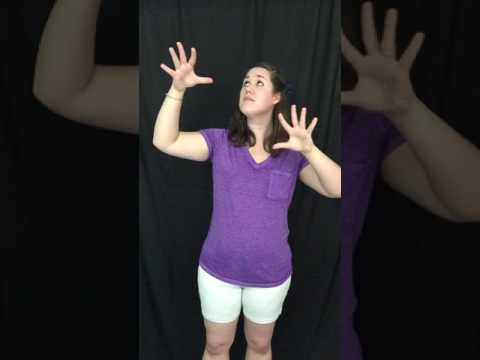 """""""Oh My Soul"""" by Casting Crowns (ASL cover)"""