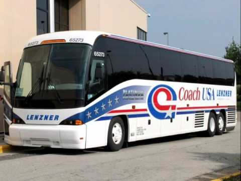 Coach USA Charter Buses Coach USA Shuttle Buses Megabus City - Bus tours usa