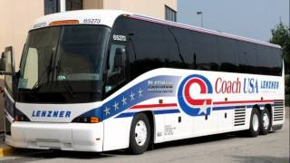 Coach USA Charter Buses, Coach USA Shuttle Buses, Megabus, City Sightseeing & Tours Of All Kinds