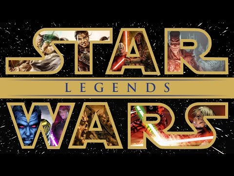 Star Wars: The Complete Legends History - Star Wars Explaine