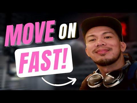 Mabilis na Paraan ng Pag-move On | Paano Mag Move On