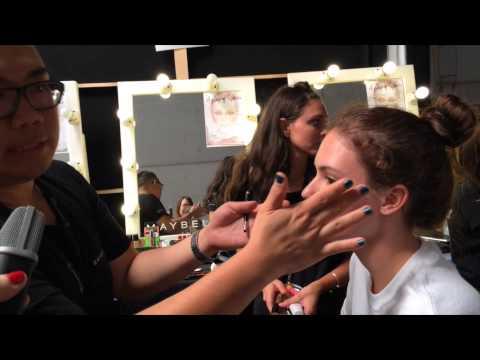 Carla Zampatti Fashion Week Australia Beauty Tips