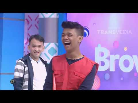 BROWNIS - Uta Jadi Tukang Parikir, Bang Billy Cuek Aja (9/1/19) Part 2