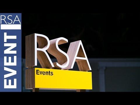 RSA Replay: The Human Welfare Economy