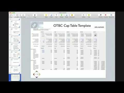 OTBC: Founder Stock Explained