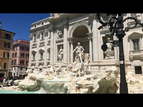 ROME - ITALY 2016 | VLOG 7: Trevi Fountain & THE BEST GELATO IN ROME | LIVEELSI TRAVELS