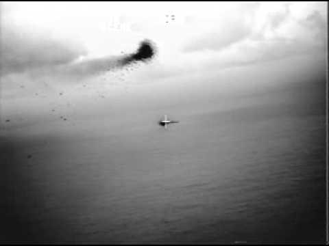 P-3C Orion Maverick missile shot