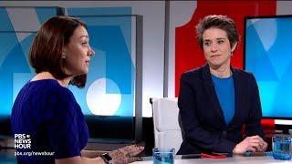 Tamara Keith and Amy Walter on Beto O'Rourke's campaign kickoff