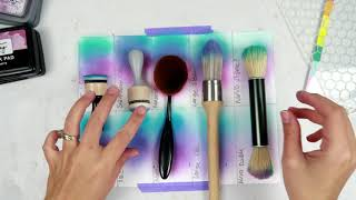 Which ink blending tool is the best | Blending brush comparison