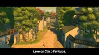 Kung Fu Panda 2 - Trailer 2 Legendado