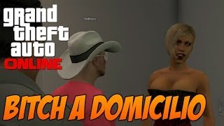 A DOMICILIO!! - GTA Online con Willy y Vegetta