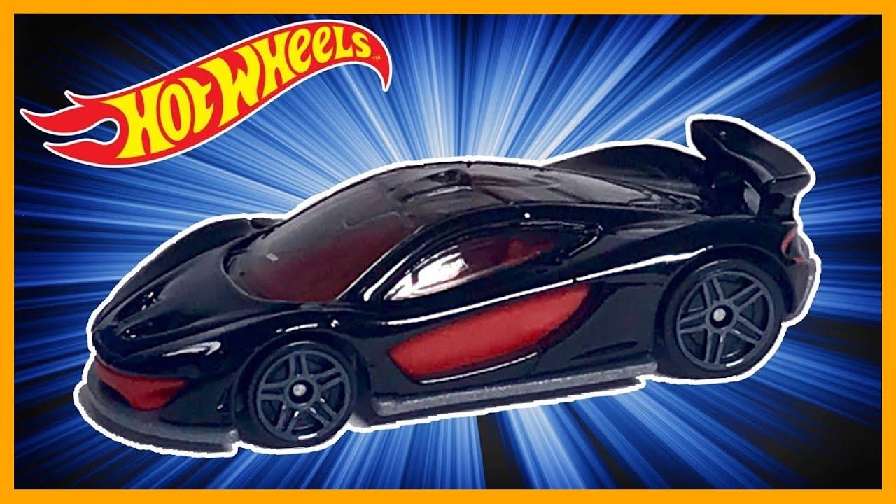 MCLAREN P1 TRACK TEST U0026 REVIEW   Hot Wheels