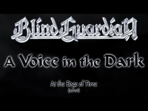 Blind Guardian - A Voice in the Dark (Lyrics English & Deutsch)