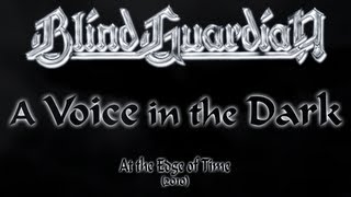 Blind Guardian - A Voice in the Dark (Lyrics English & Deutsch)