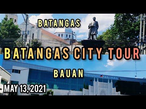 BATANGAS CITY TOUR! MISS NYO NA BA?