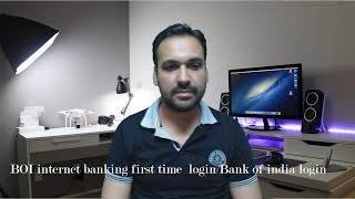vuclip BOI internet banking first time login/Bank of india login [Urdu/Hindi]