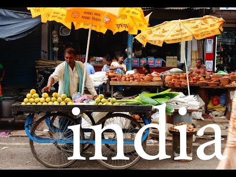 【HD】Travel in India for a month 初インド旅行