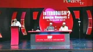 Is Terrorism A Muslim Monopoly? - by Dr. Zakir Naik (3/17)