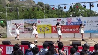 きみともキャンディ 2018.5.4 歌おう!踊ろう!アイドル祭り in 丸亀お...