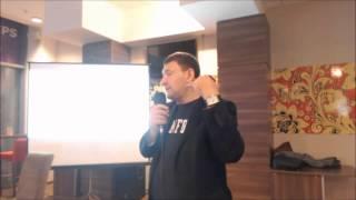 Олег Афанасьев. Agile Management. Умение слушать  Часть 1