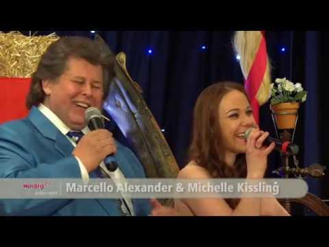Michelle Kissling und Marcello Alexander - Fang das Licht LIVE ROTHRIST