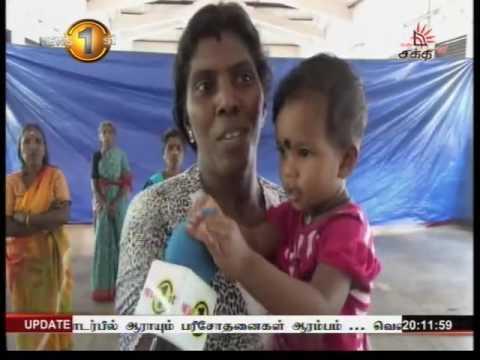 News 1st Prime time 8PM  Shakthi TV 11th June 2016