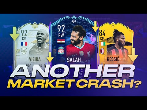 ANOTHER MARKET CRASH COMING? WL SELL-OFF INVESTMENTS AND WHY PRICES WILL DROP! FIFA 21 Ultimate Team