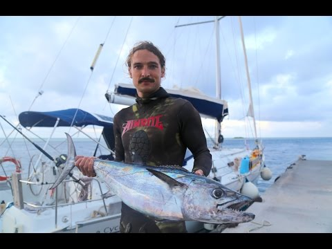 The Reason We Sailed 20,000 Nautical Miles! (Sailing La Vagabonde) Ep. 54