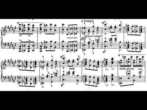 Liszt - Hungarian Rhapsody No. 2 (Audio+Sheet) [Cziffra]