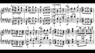 Liszt - Hungarian Rhapsody No. 2 (Audio+Sheet) [Cziffra]