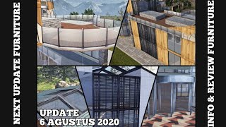 LifeAfter Update 6 Agustus 2020 ||Info & Review next Furniture||